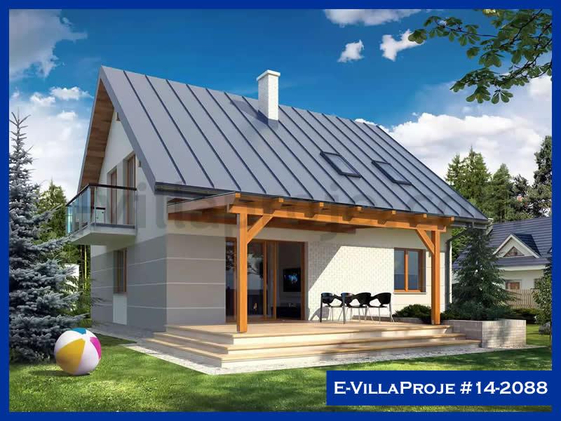 E-VillaProje #14-2088, 1 katlı, 1 yatak odalı, 209 m2