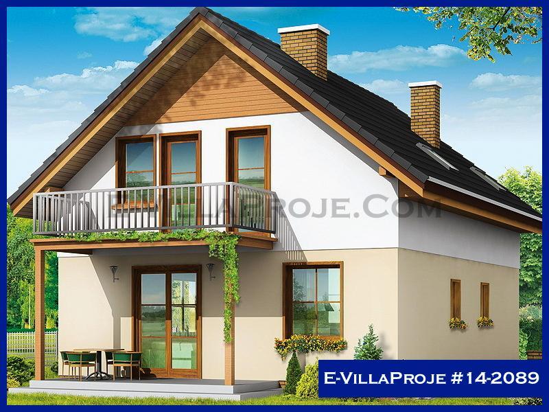 E-VillaProje #14-2089, 2 katlı, 4 yatak odalı, 163 m2