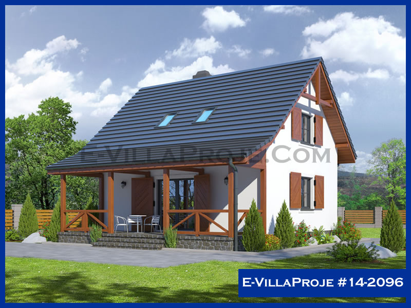 Ev Villa Proje #14 – 2096