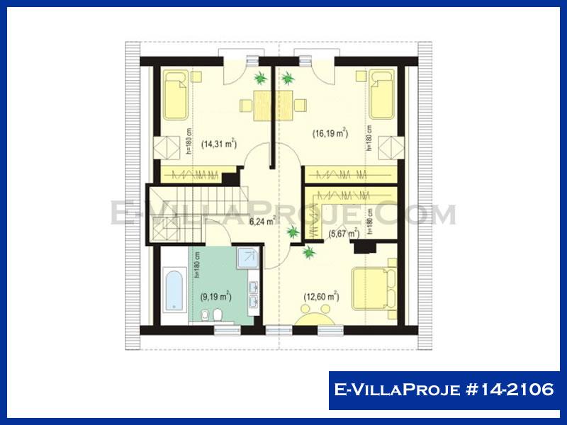 Ev Villa Proje #14 – 2106