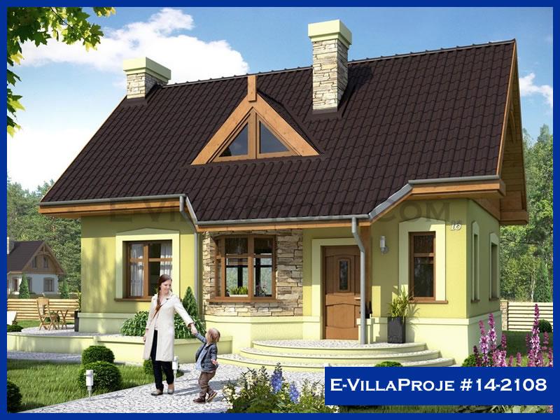 Ev Villa Proje #14 – 2108, 2 katlı, 3 yatak odalı, 0 garajlı, 149 m2