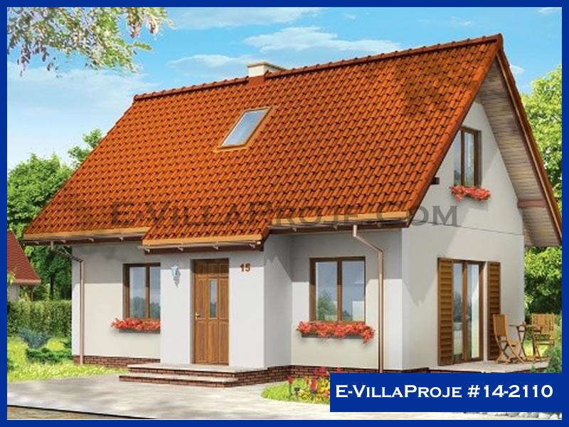 E-VillaProje #14-2110, 2 katlı, 2 yatak odalı, 0 garajlı, 117 m2