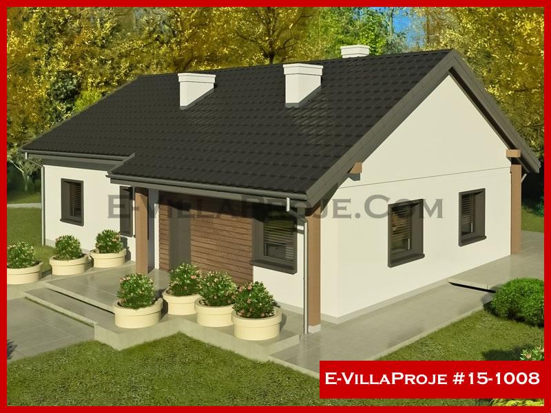 E-VillaProje #15-1008, 1 katlı, 1 yatak odalı, 141 m2