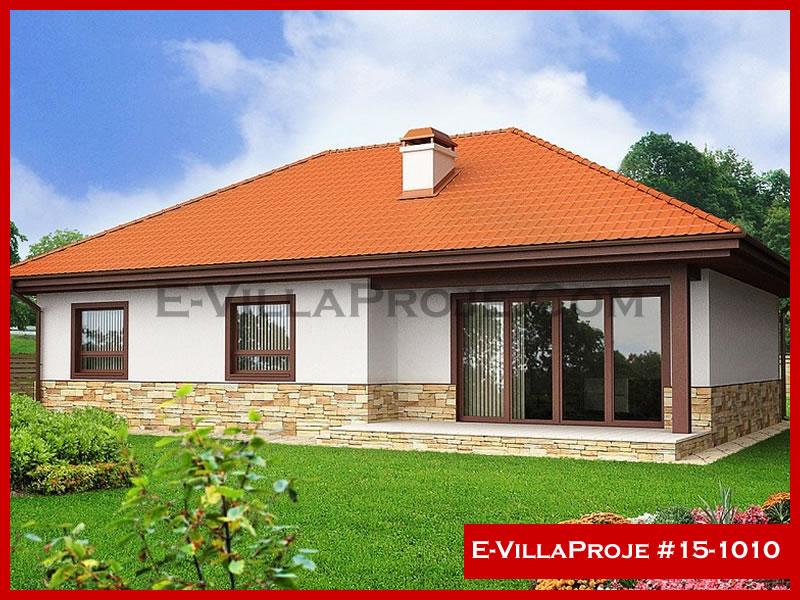 E-VillaProje #15-1010, 1 katlı, 3 yatak odalı, 137 m2