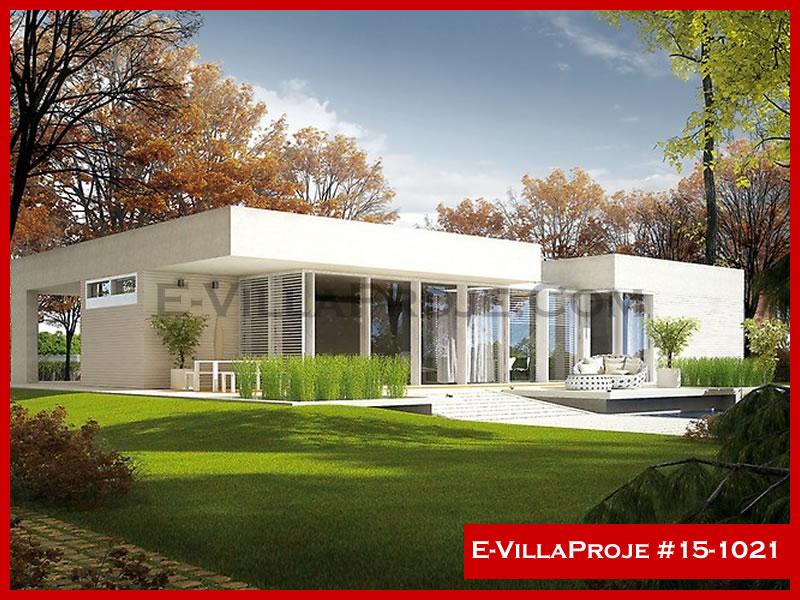 Ev Villa Proje #15 – 1021