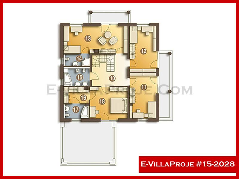 Ev Villa Proje #15 – 2028