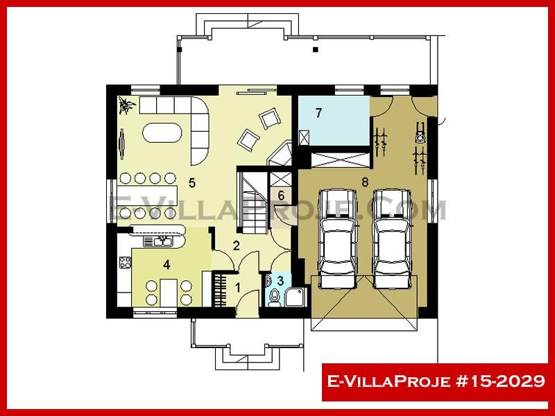Ev Villa Proje #15 – 2029