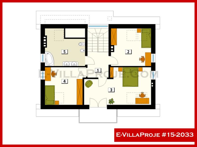 Ev Villa Proje #15 – 2033
