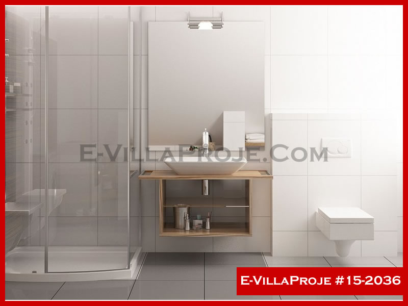 Ev Villa Proje #15 – 2036