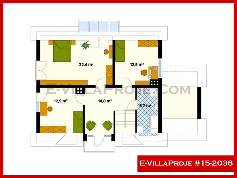 Ev Villa Proje #15 – 2038
