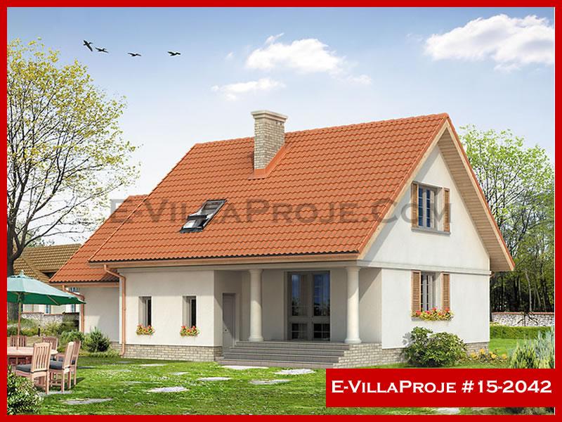 Ev Villa Proje #15 – 2042