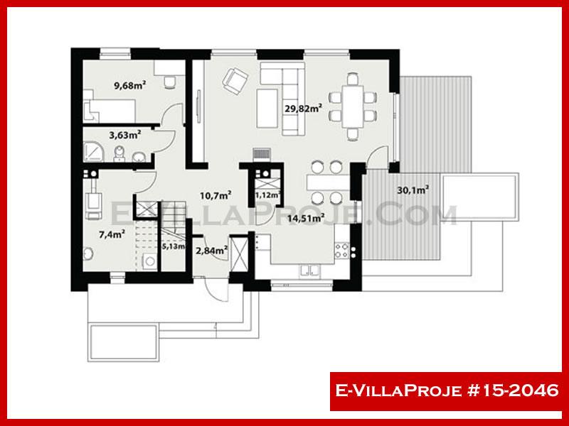 Ev Villa Proje #15 – 2046