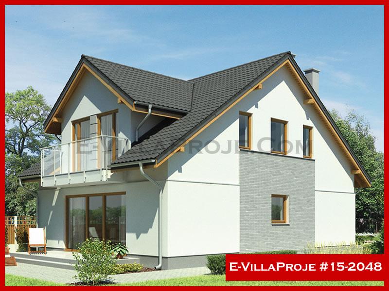 Ev Villa Proje #15 – 2048