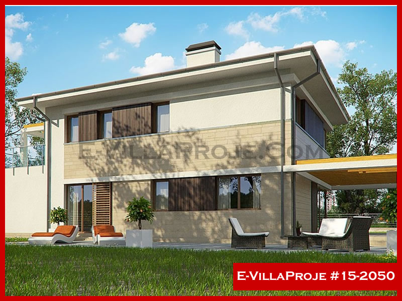 Ev Villa Proje #15 – 2050