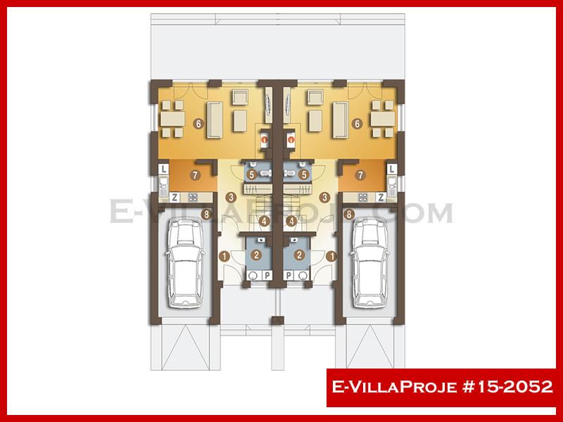 Ev Villa Proje #15 – 2052