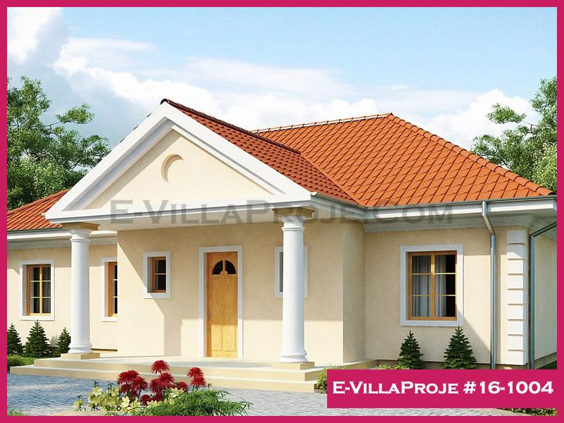 Ev Villa Proje #16-1004, 1 katlı, 3 yatak odalı, 185 m2