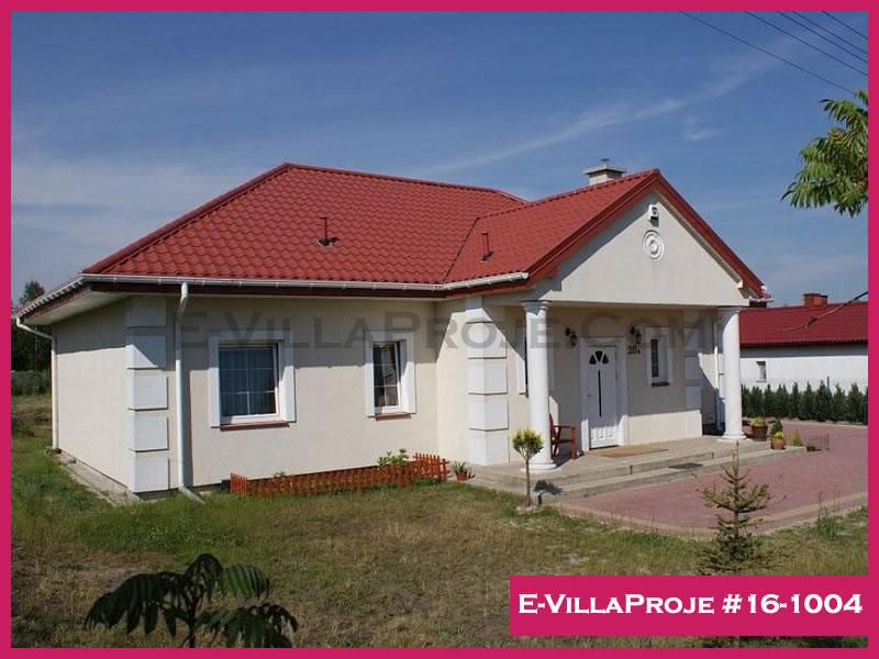 Ev Villa Proje #16-1004