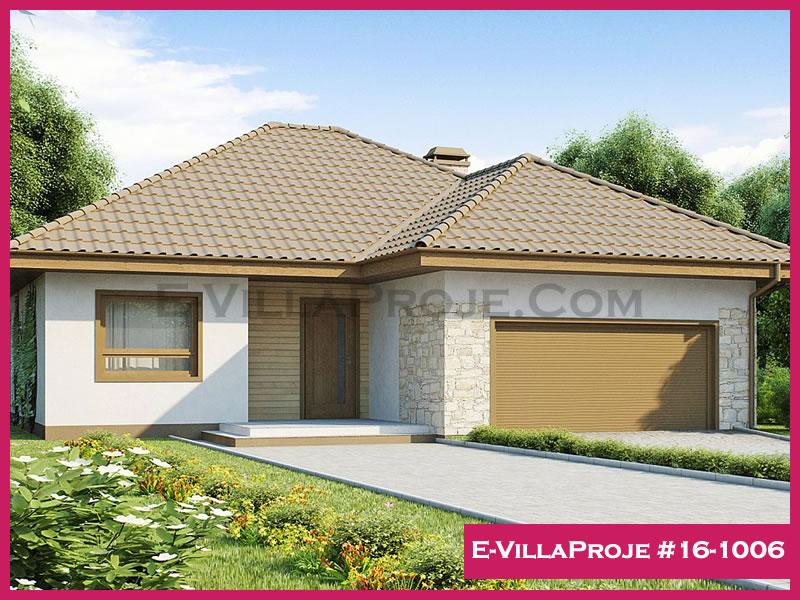 Ev Villa Proje #16-1006