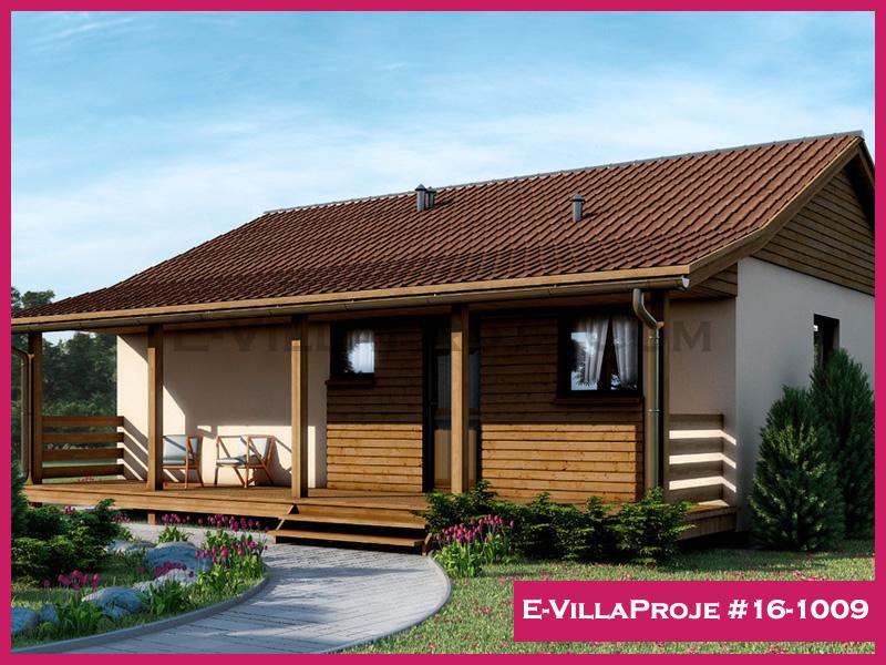 Ev Villa Proje #16-1009, 1 katlı, 3 yatak odalı, 84 m2