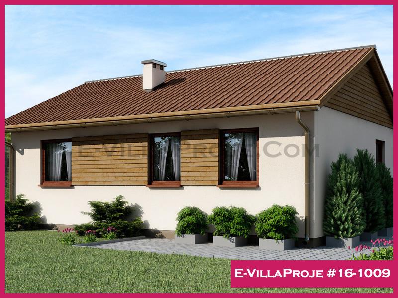 Ev Villa Proje #16-1009
