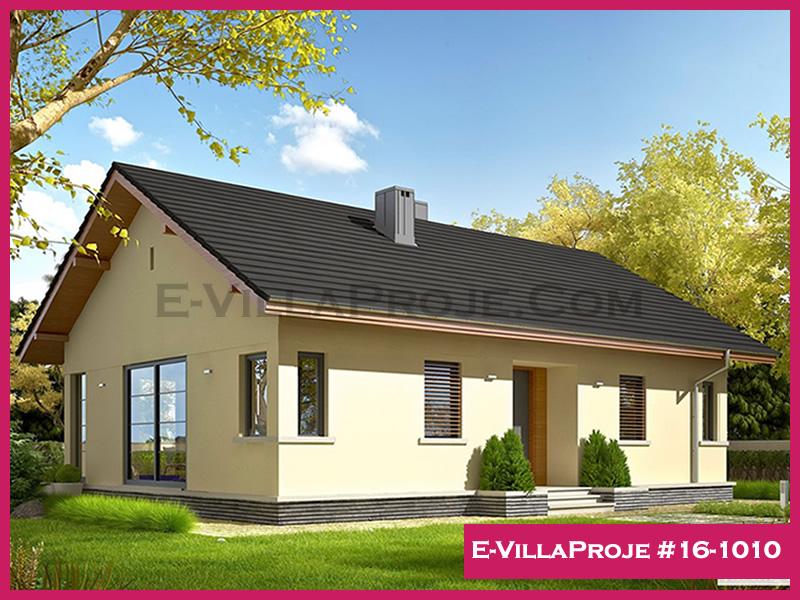 Ev Villa Proje #16-1010, 1 katlı, 2 yatak odalı, 112 m2