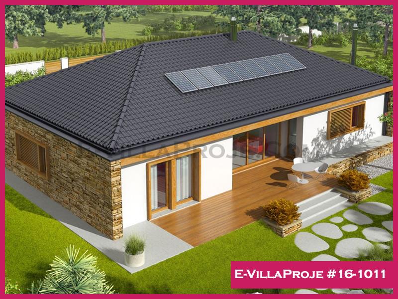 Ev Villa Proje #16-1011, 1 katlı, 3 yatak odalı, 190 m2