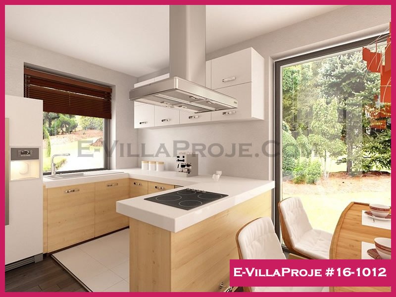 Ev Villa Proje #16-1012