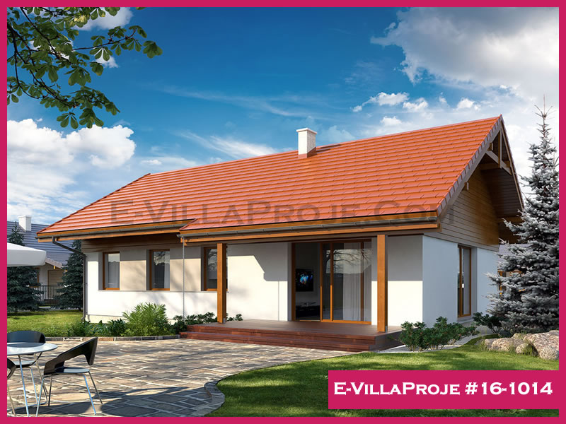 Ev Villa Proje #16-1014