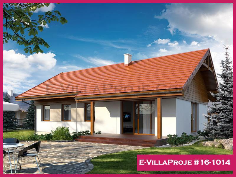 Ev Villa Proje #16-1014, 1 katlı, 3 yatak odalı, 125 m2