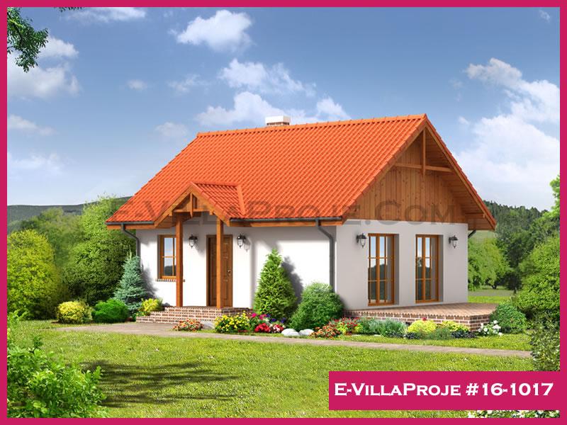 E-VillaProje #16-1017, 1 katlı, 2 yatak odalı, 68 m2