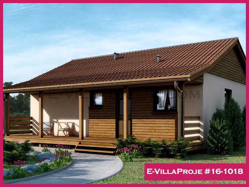 E-VillaProje #16-1018, 1 katlı, 3 yatak odalı, 84 m2