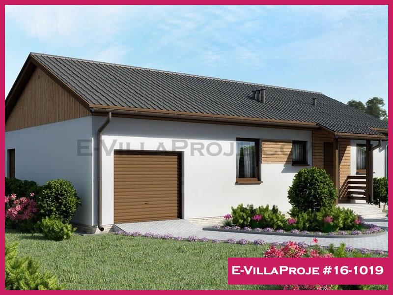 E-VillaProje #16-1019, 1 katlı, 3 yatak odalı, 97 m2