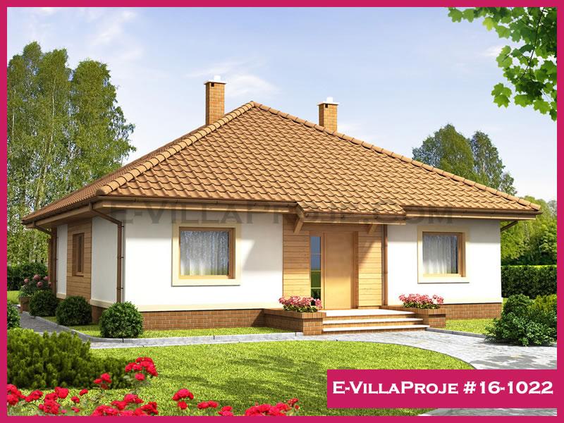 Ev Villa Proje #16 – 1022, 1 katlı, 3 yatak odalı, 142 m2