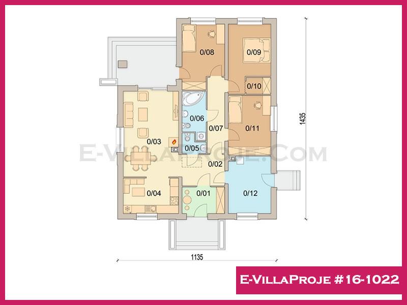 Ev Villa Proje #16 – 1022