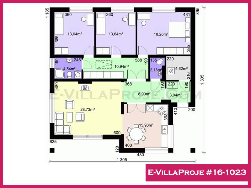 Ev Villa Proje #16 – 1023