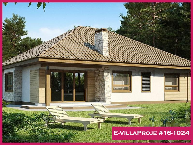 Ev Villa Proje #16 – 1024, 1 katlı, 3 yatak odalı, 150 m2