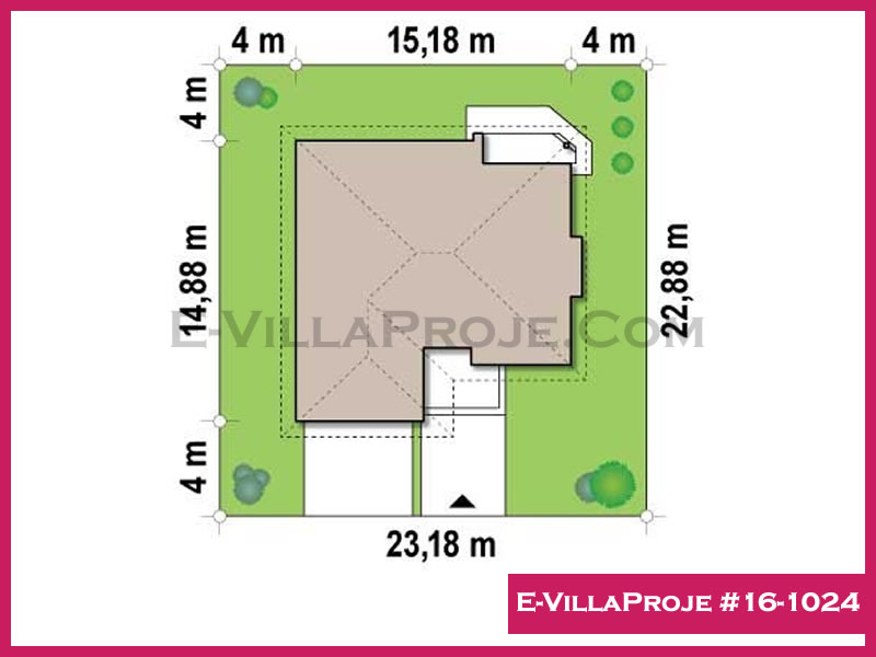 Ev Villa Proje #16 – 1024