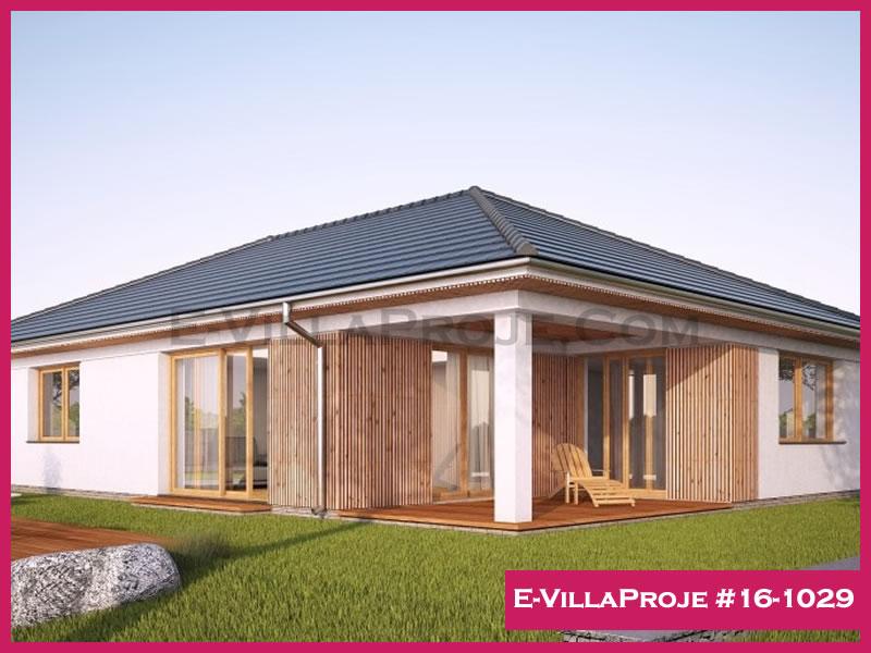 Ev Villa Proje #16 – 1029, 1 katlı, 3 yatak odalı, 168 m2