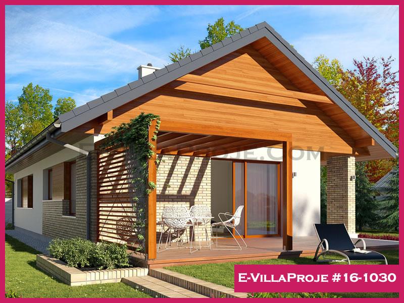 Ev Villa Proje #16 – 1030, 1 katlı, 3 yatak odalı, 139 m2