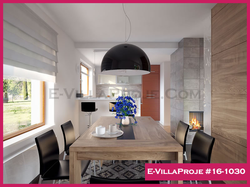 Ev Villa Proje #16 – 1030