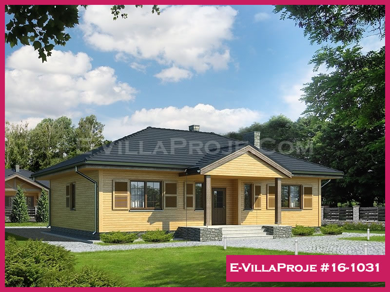 Ev Villa Proje #16 – 1031