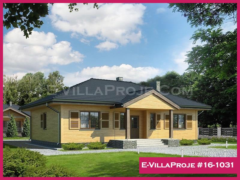 Ev Villa Proje #16 – 1031, 1 katlı, 3 yatak odalı, 139 m2