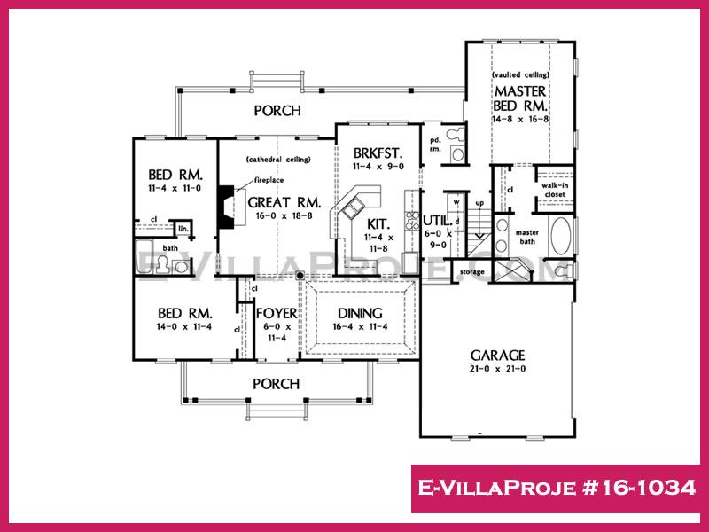 Ev Villa Proje #16 – 1034