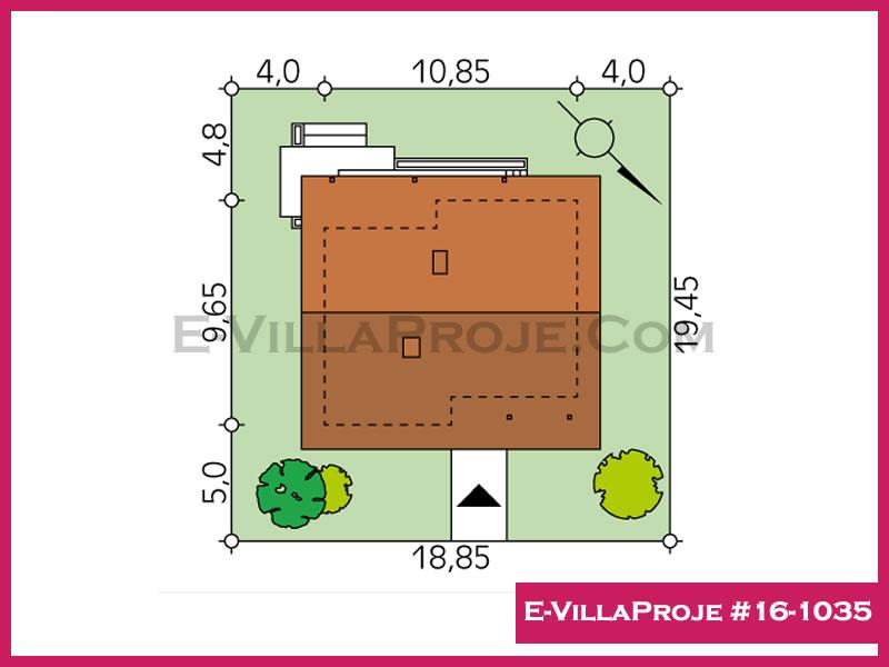 Ev Villa Proje #16 – 1035