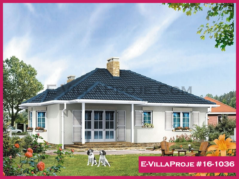 Ev Villa Proje #16 – 1036