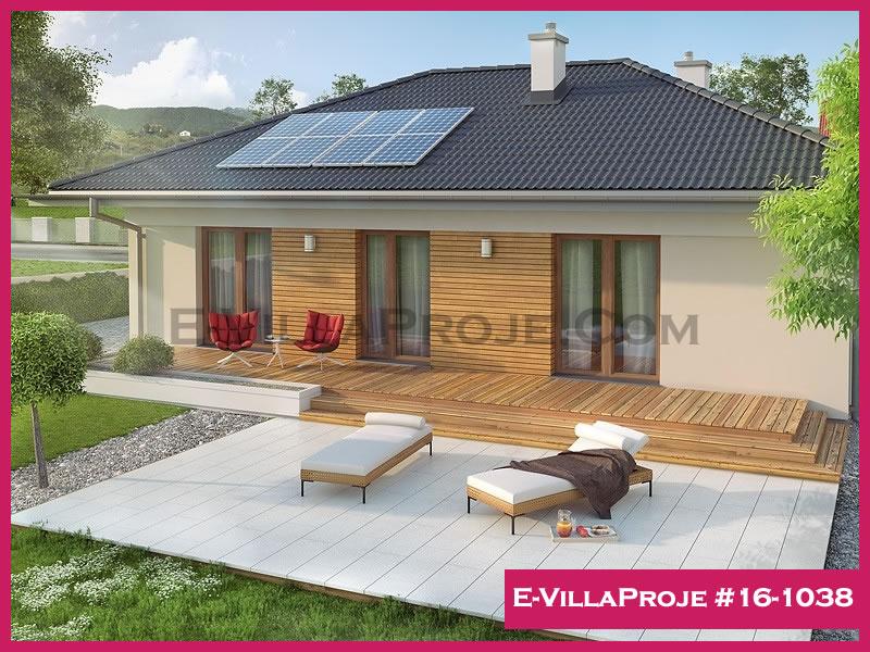 Ev Villa Proje #16 – 1038