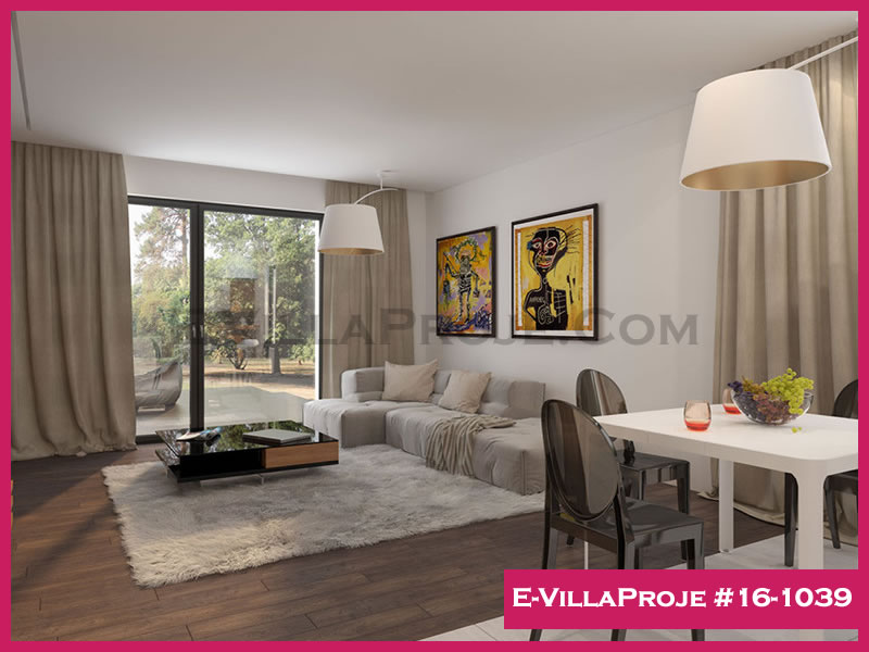 Ev Villa Proje #16 – 1039