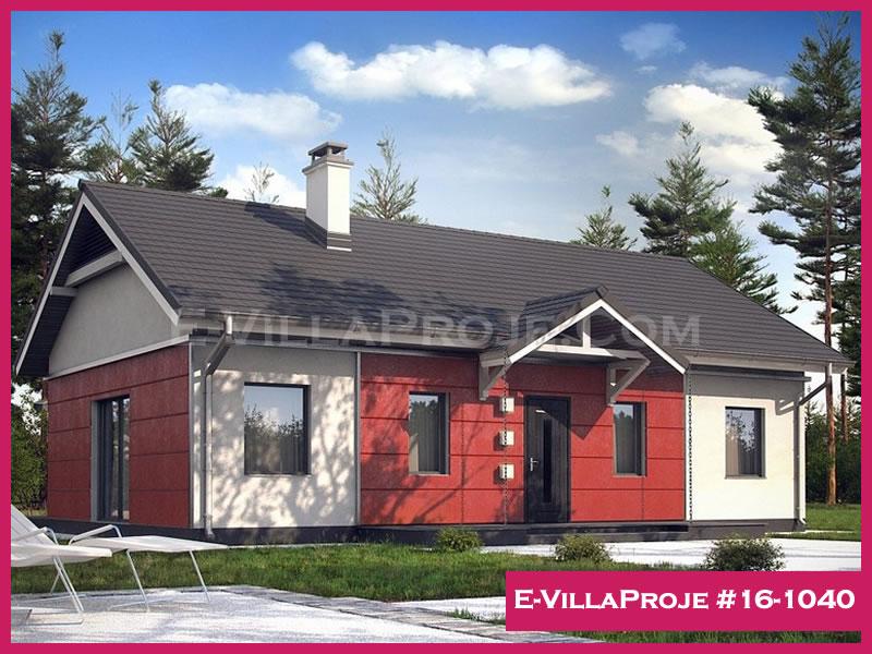 Ev Villa Proje #16 – 1040