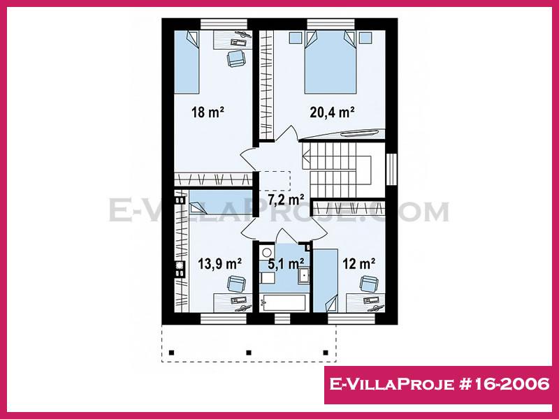 Ev Villa Proje #16-2006
