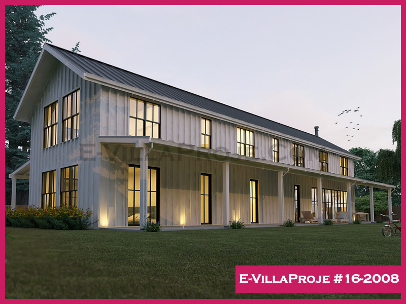 Ev Villa Proje #16-2008